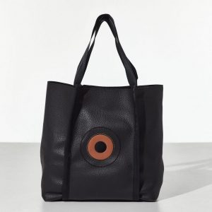 Lady Black Tote bag