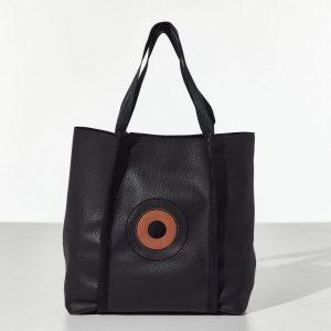 Lady Black Tote bag