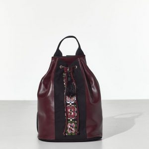 Bordeux-back Back pack