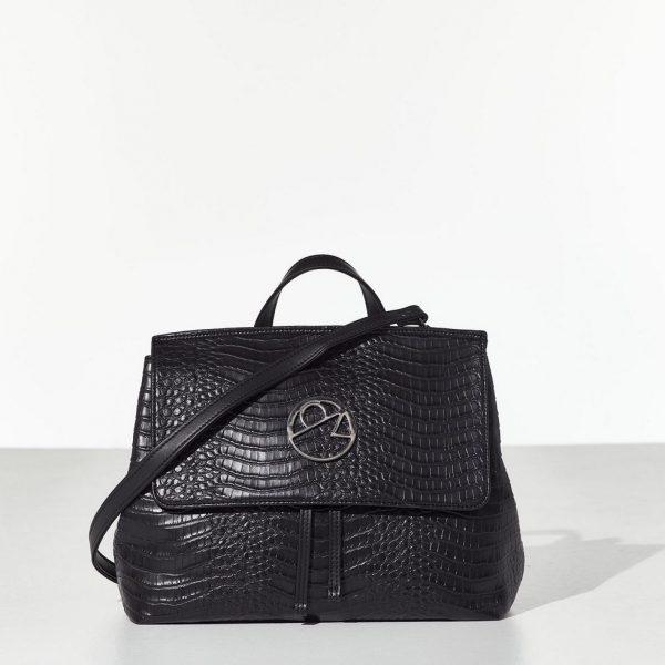 Black Lady Bag Γυναικεία τσάντα χειρός
