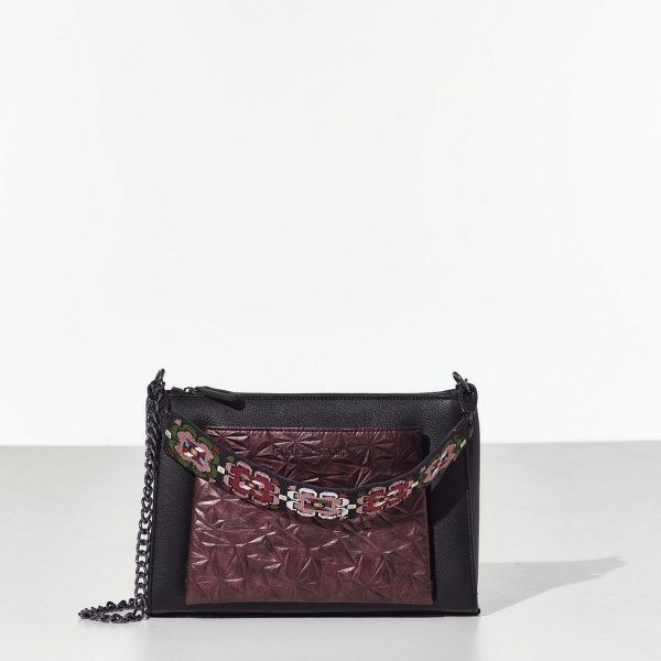 Black Pocket Bag Γυναικεία τσάντα