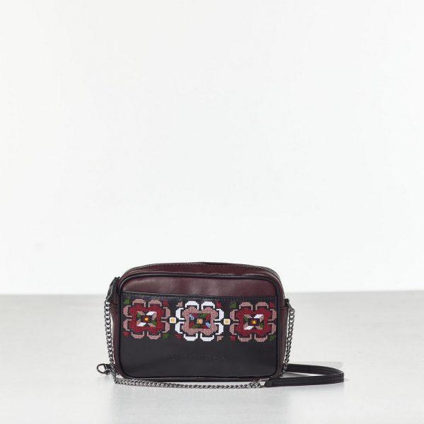 Mrs Bordeaux Γυναικεία Mini bag