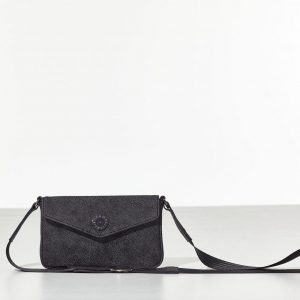 Grey envelope bag Γυναικεία Mini bag