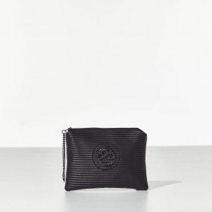 Miss Stripe Γυναικεία Τσάντα Mini Clutch