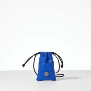 Young Blue Pouch μικρό τσαντάκι πουγκί/θήκη κινητού μπλε